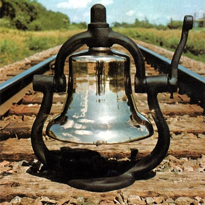 Large Locomotive Bell