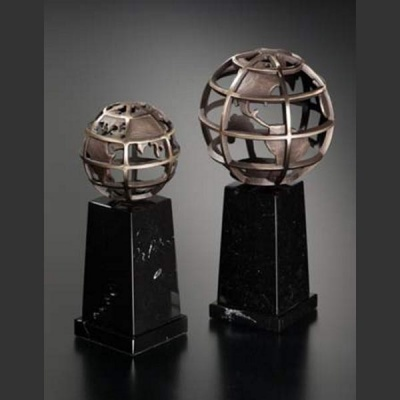 Pedestal Globe (Small and Large)